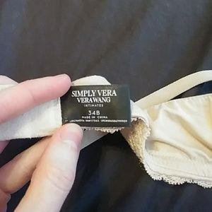 Simply Vera Vera Wang Intimates & Sleepwear - Simply Vera Vera Wang Perfect Plunge Bra